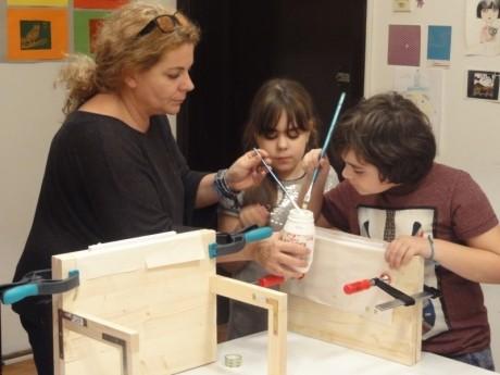 Activităţi pentru cei mici: Înscrie-ţi copilul la cursuri, ateliere şi tabere creative