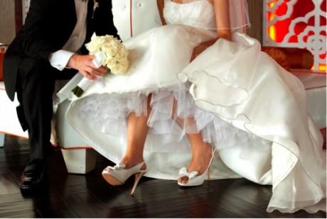 GHID: Cum să îţi alegi pantofii de mireasă