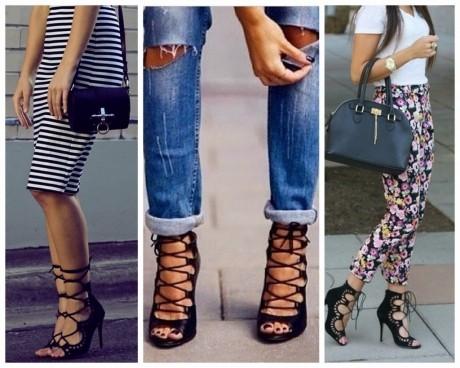 Cele 5 modele de pantofi în tendinţe în acest sezon