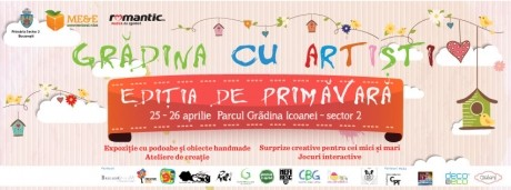 Întâmpină primăvara în Parcul Grădina Icoanei, pe 25 şi 26 aprilie