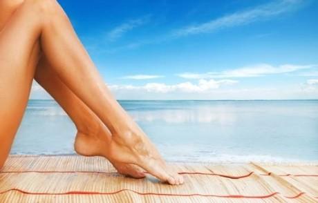 Cum să îţi pregăteşti picioarele pentru vară