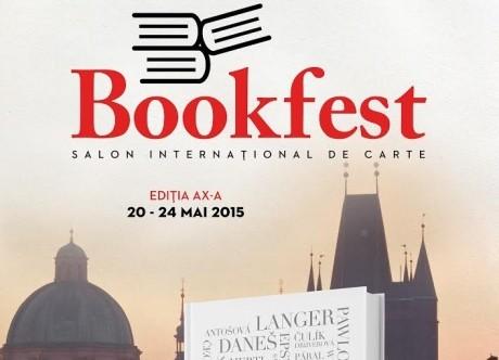 Nu rata în luna MAI: Salonul de carte Bookfest 2015