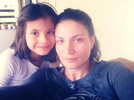 """Ioana Ginghină recunoaşte: """"De când sunt mamă, totul s-a schimbat"""""""