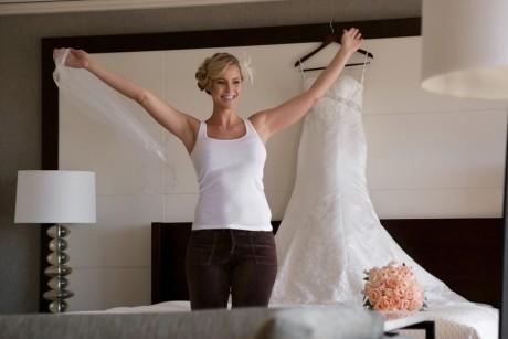 Săptămâna dinaintea nunţii: 6 trucuri care te ajută să scapi de stres
