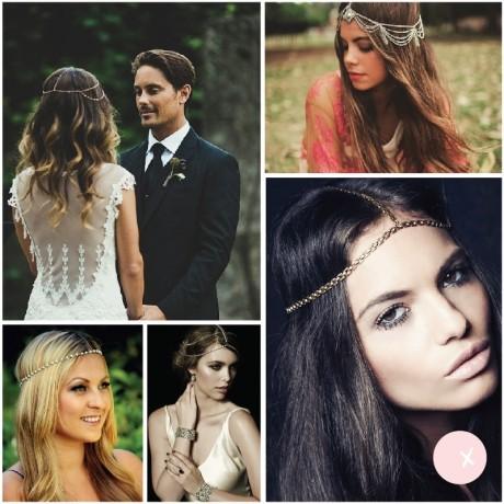 5 accesorii de păr inedite pentru nunţile care au loc vara