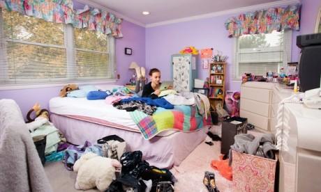 10 idei de dormitoare pentru adolescenţi, distractive şi în tendinţe
