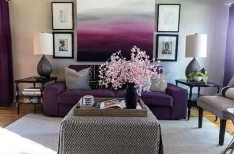 Feng shui: Cum foloseşti culoarea violet în casa ta