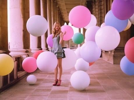 3 lucruri uimitoare pe care le poţi face folosind baloane