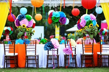 Culorile feng shui care îţi aduc noroc la nuntă