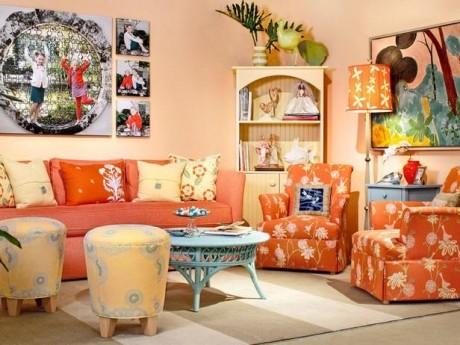 Feng shui: Cum foloseşti culoarea portocalie în casa ta