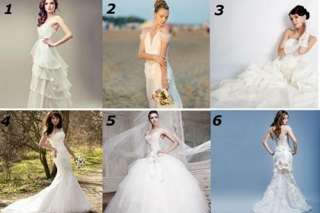 Testul rochiei de mireasă te trădează: Cum vezi, de fapt, căsnicia