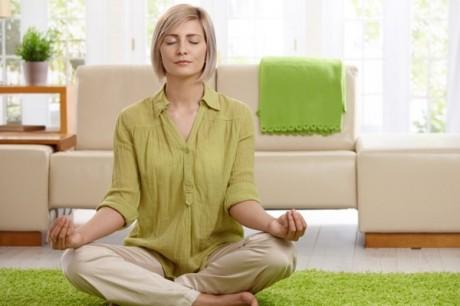 Cum îţi vindeci casa prin meditare