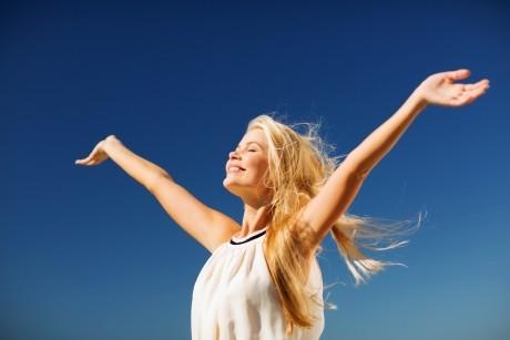 Punctul Feng Ku - Activează-l pentru a fi mai fericită, energică şi...