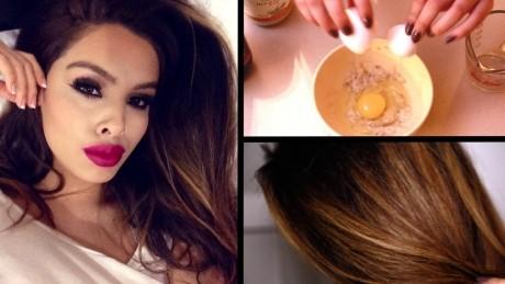 5 măşti de păr DIY care îţi protejează părul toamna