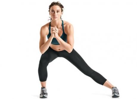 Exerciţiul de care ai nevoie ACUM pentru fesieri mai fermi
