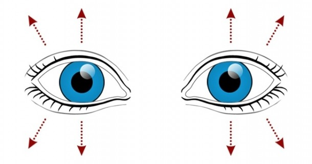 10 exerciţii pentru ochi, care îţi oferă vedere de bufniţă