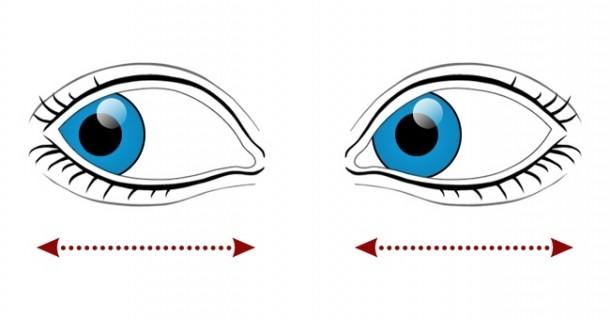 Exerciții pentru ochi - îmbunătățiți vederea,
