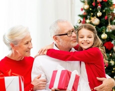 Copilul tău are nevoie să petreacă Sărbătorile de iarnă alături de bunici - Iată motivele