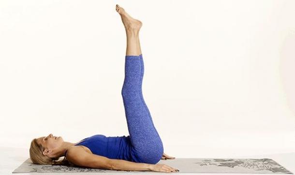 exercitiu pentru abdomen