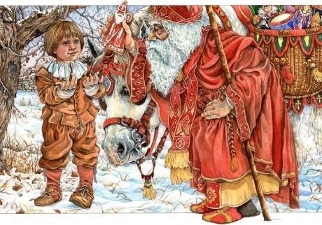 Tradiţii şi superstiţii de Sfântul Nicolae: Pune într-un vas cu apă...