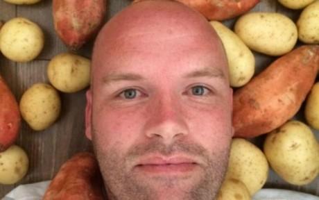 Dieta pe bază de cartofi - Un bărbat a slăbit 10 kilograme într-o lună