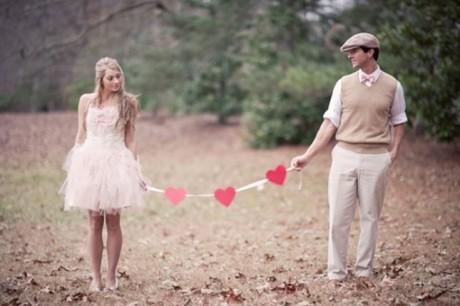 VALENTINE'S DAY: Ce rochie să porţi de Valentine's Day în funcţie de modul în care petreci