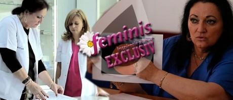 """Imagini incredibile cu Monica Pop: Episod demn de """"Dosarele X"""" cu celebrul oftalmolog"""
