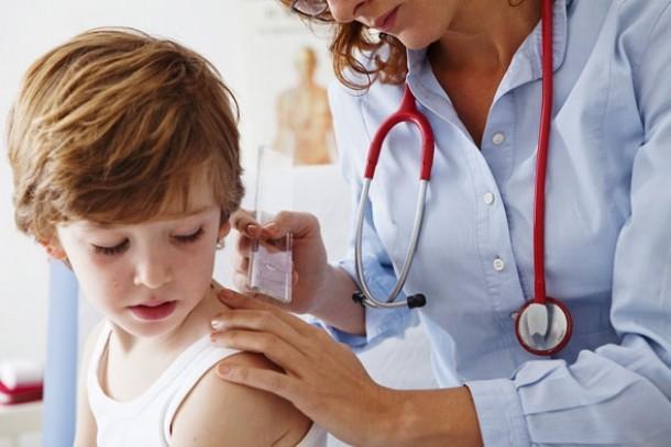 dermatita copil