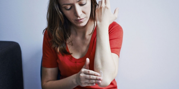 alergii piele