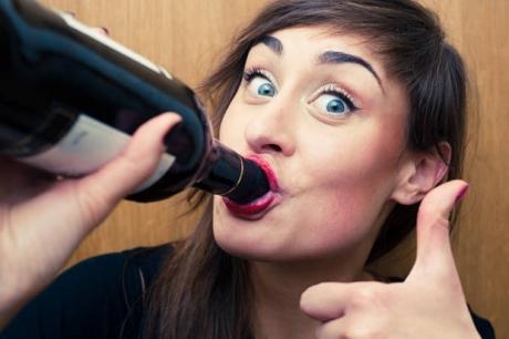 Ce NU trebuie să faci după ce bei VIN - Efectul este DEVASTATOR