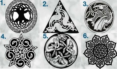 Test: NODURILE celtice îţi trădează VIITORUL