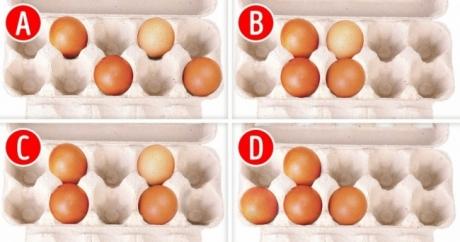 Testul cofrajului cu ouă: Alege un carton şi află ce spune despre tine