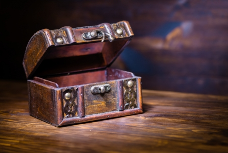 Cutia lui DUMNEZEU - Soluţia eficientă pentru ORICE problemă