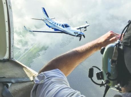 NU ştiai: Numai PILOŢII observă ASTA în avion