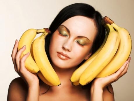 10 veşti bune pentru cei care mănâncă des BANANE
