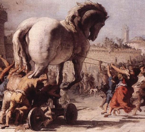 Filmul calul troian online dating