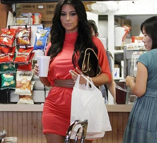 Dieta lui kim kardashian