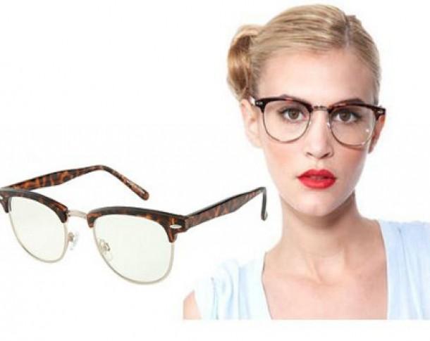 ochelarii nu sunt pentru vedere