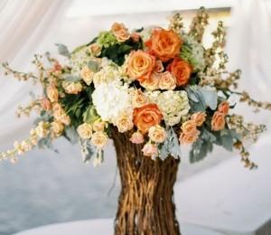 Foto 15 Aranjamente Florale De Toamnă Pentru Nunta Ta Feminisro