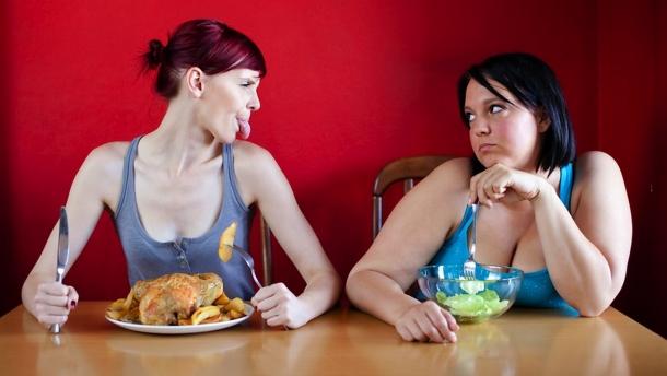 încercând să slăbească ce să mănânci)