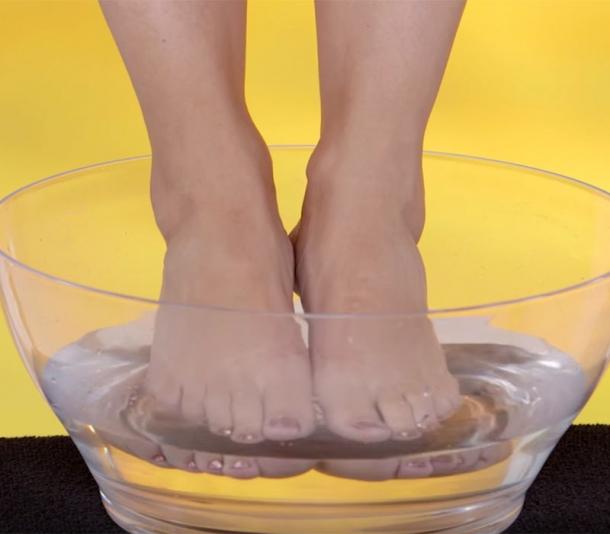 tratament cu otet de mere pentru picioare paraziți în tratamentul nazal