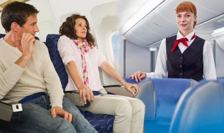 ADEVĂRATELE motive pentru care însoțitorii de zbor întâmpină pasagerii sunt...