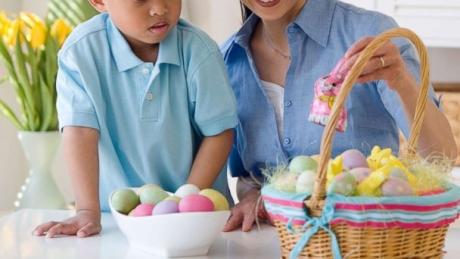 Cum să faci un coş cadou perfect pentru Paşte