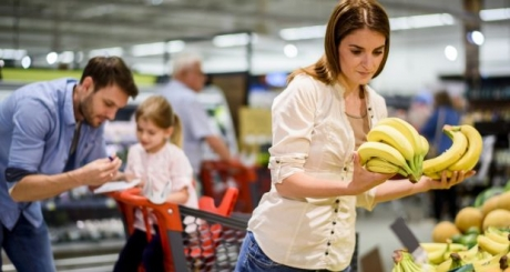 Banane VERZI sau COAPTE? Vezi când este mai bine să le mănânci