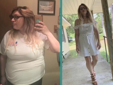 DEPENDENTĂ de fast-food, o femeie a slăbit 49 de kilograme - Secretul constă în...