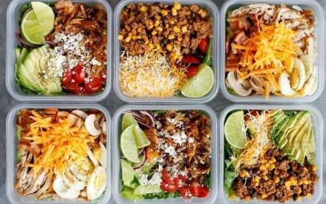 9 combinaţii delicioase de alimente ideale pentru slăbit