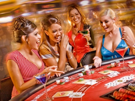 3 femei celebre, care iubesc cazinourile