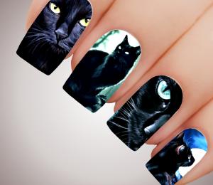 unghii_de_halloween___model_de_unghii_cu_pisici_negre_